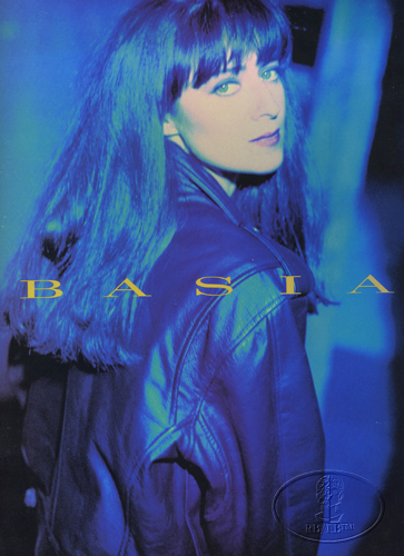 BASIA 1990 Tour Concert Program Programme + FREE BACKSTAGE PASS